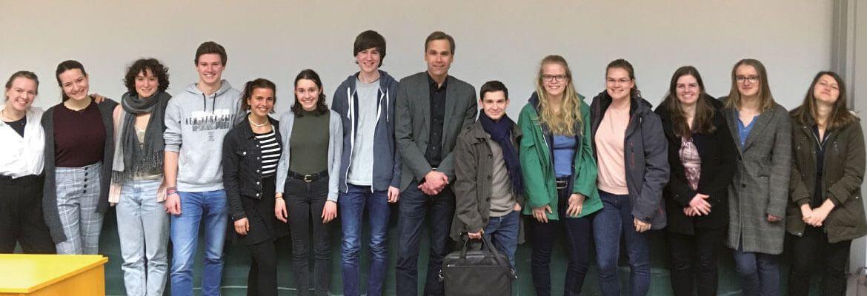 Europa-Vorlesung paderborn: Peter Fäßler - Zeitenwende