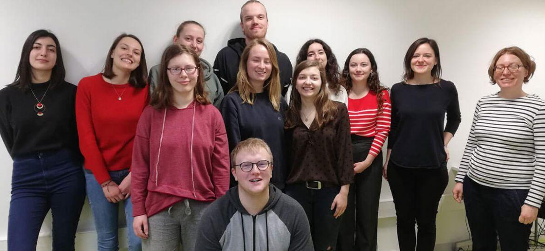 Europäische Studien Uni Paderborn: Team Teaching 2020 in Le Mans